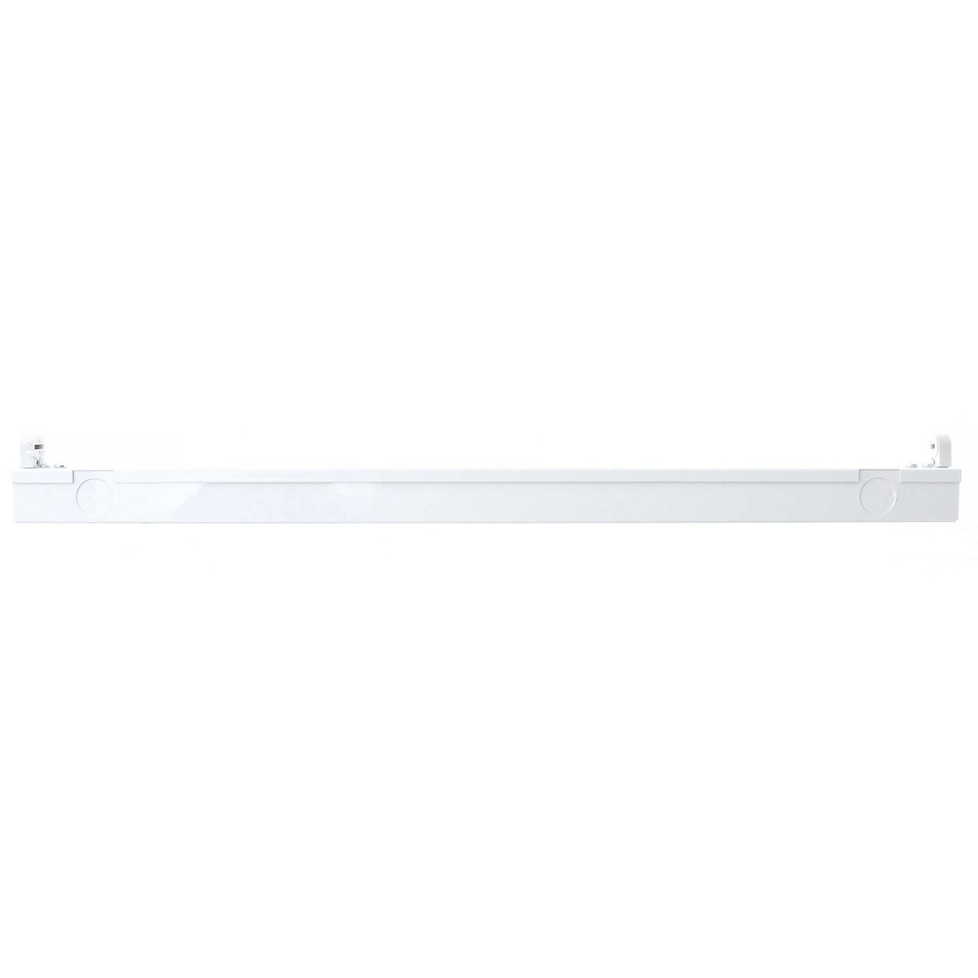 bfl281 14 unv low profile linear t5 fluorescent light fixture lighting. Black Bedroom Furniture Sets. Home Design Ideas