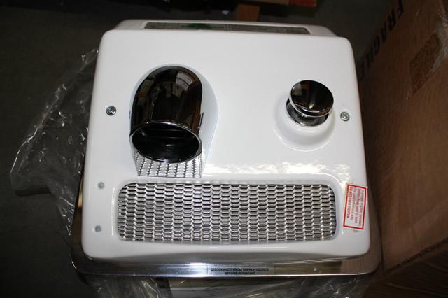 World Dryer Ra5 974a Push Button Hand Dryer Blower Nib Ebay