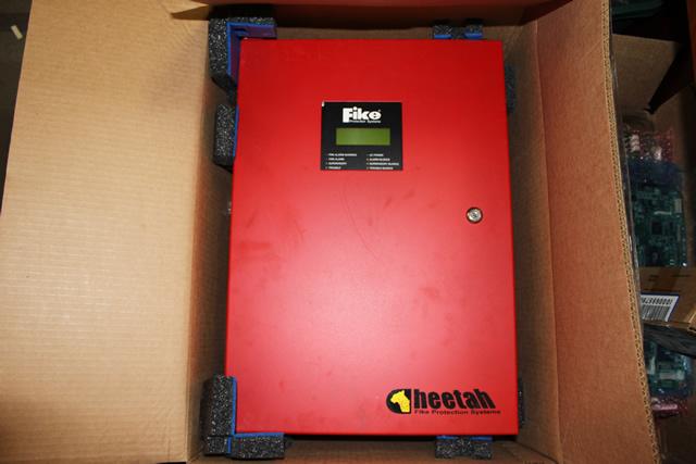 Fike Cheetah Shp Pro 10 052 Fire Alarm Control Panel Ebay